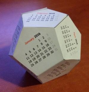 Kalendarz an 2016