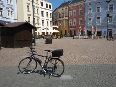 Rower w Opawie