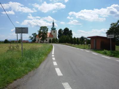 Kościółek we wsi